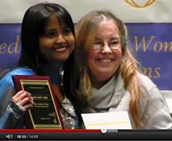 See Avila & finalists get award